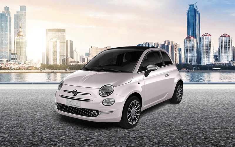 Fiat 500 Hybrid from £189pm