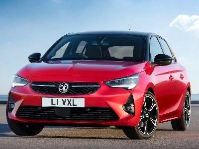 Updates to the 2021 Vauxhall Corsa-e