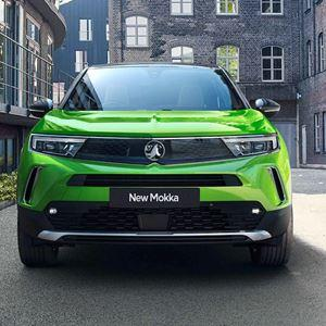 New Electric Mokka-e