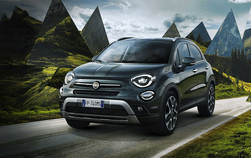 The Fiat 500X is available now from just £235PM!