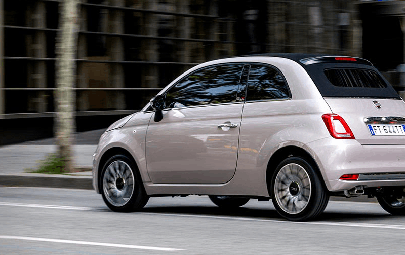 Fiat 500C Hybrid from £269pm