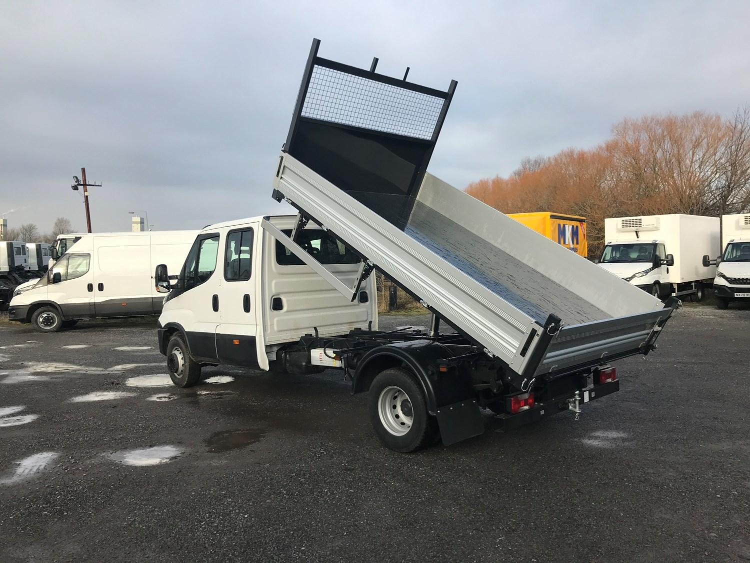 IVECO Daily Double Cab Tipper