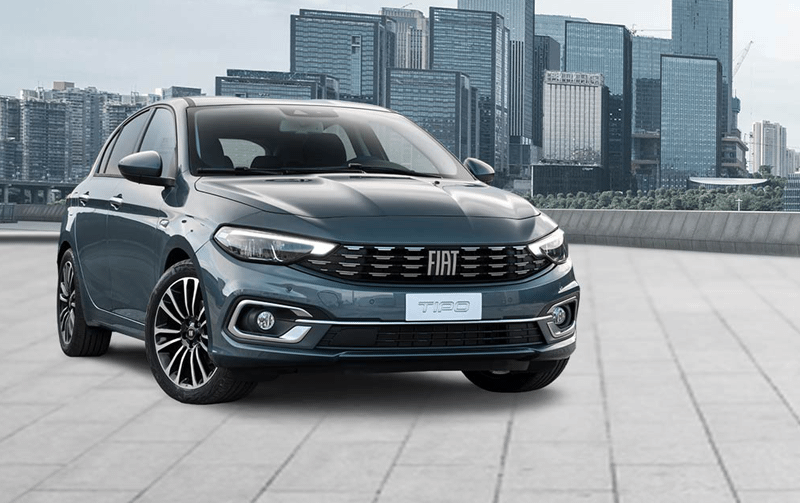 Fiat Tipo from £205pm
