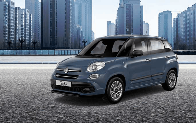 Fiat 500L from £209pm