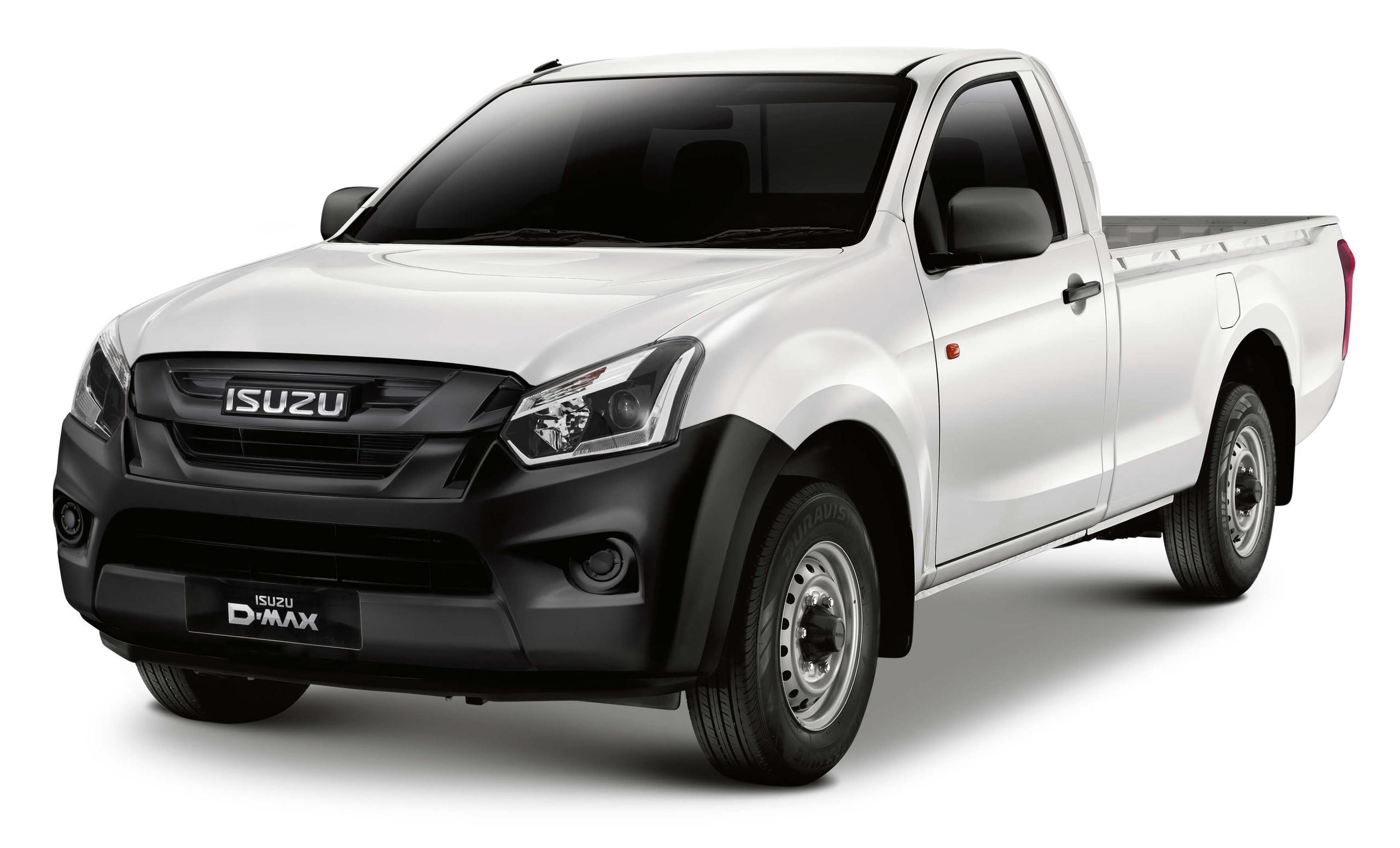 New Isuzu D-Max Utility Double Cab at Sherwoods
