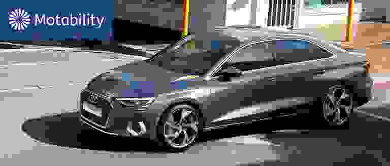 Audi A3 Saloon Motability Offers