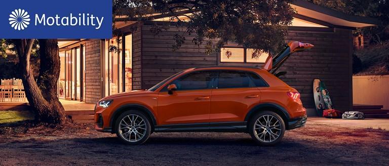 Audi Q3 Motability Offers