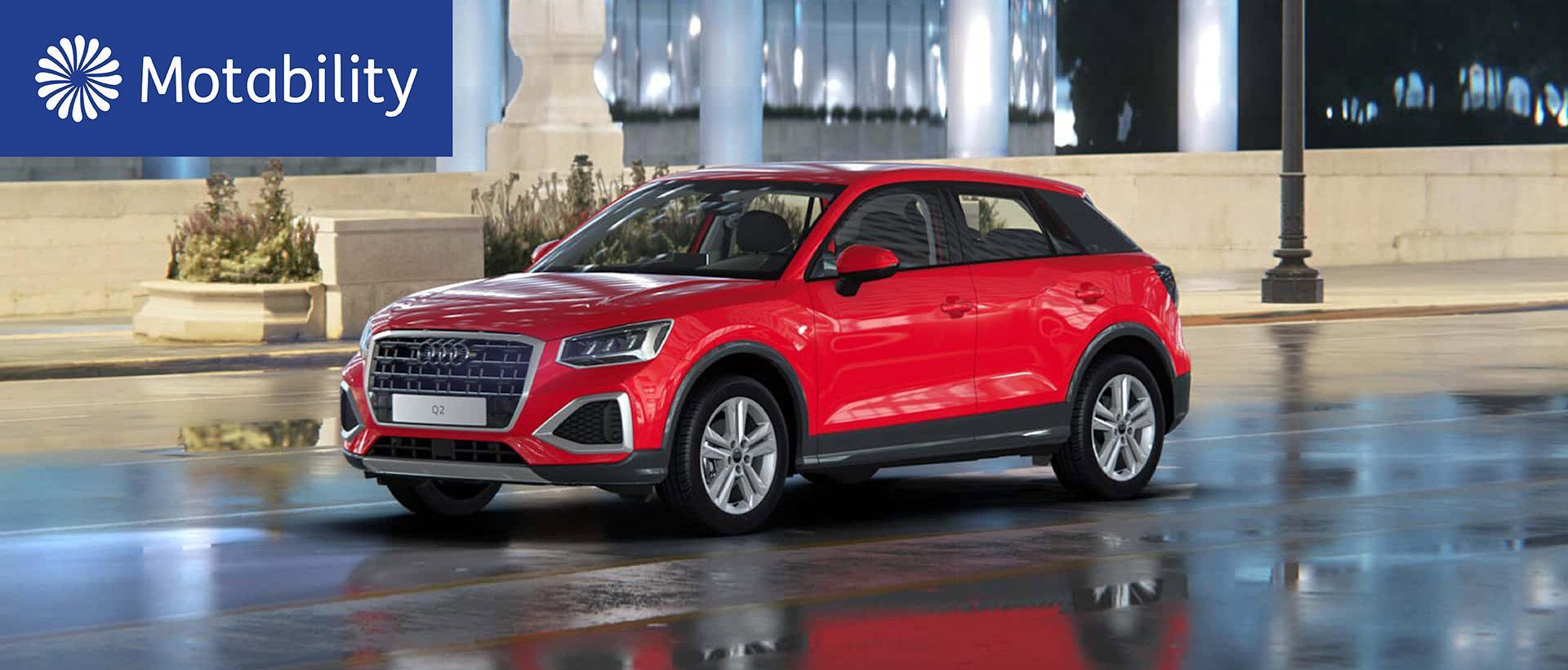 Audi Q2 Motability Offers