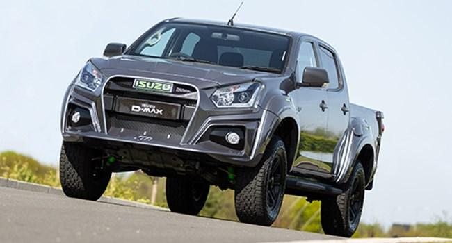 D-MAX XTR COLOUR EDITION at Sherwoods