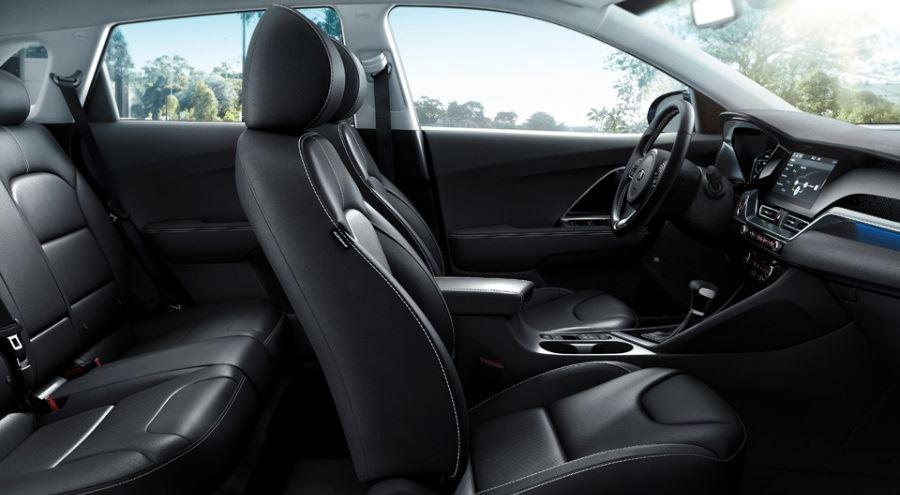 Kia Niro Self-Charging Hybrid Interior