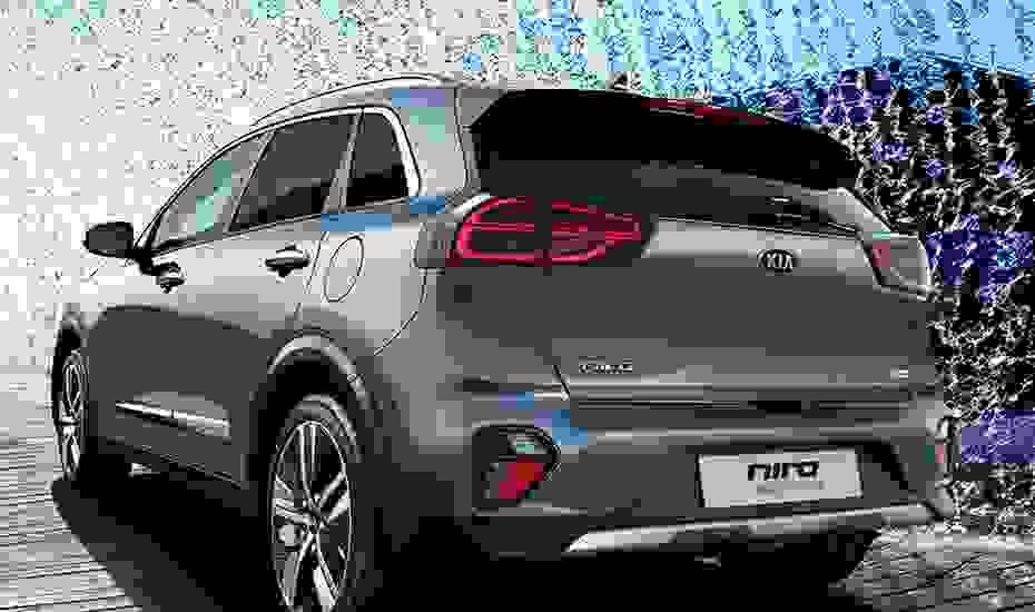 Niro Plug-In Hybrid