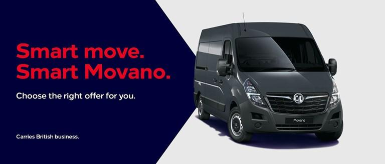 Vauxhall Movano Offer
