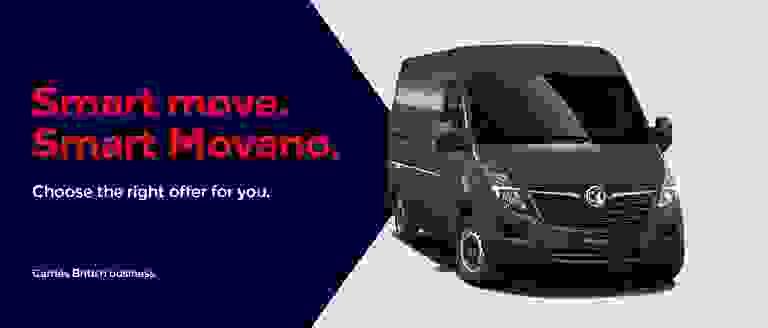Vauxhall Movano Offer