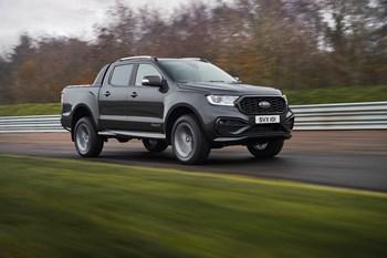 New Ford Ranger MS-RT