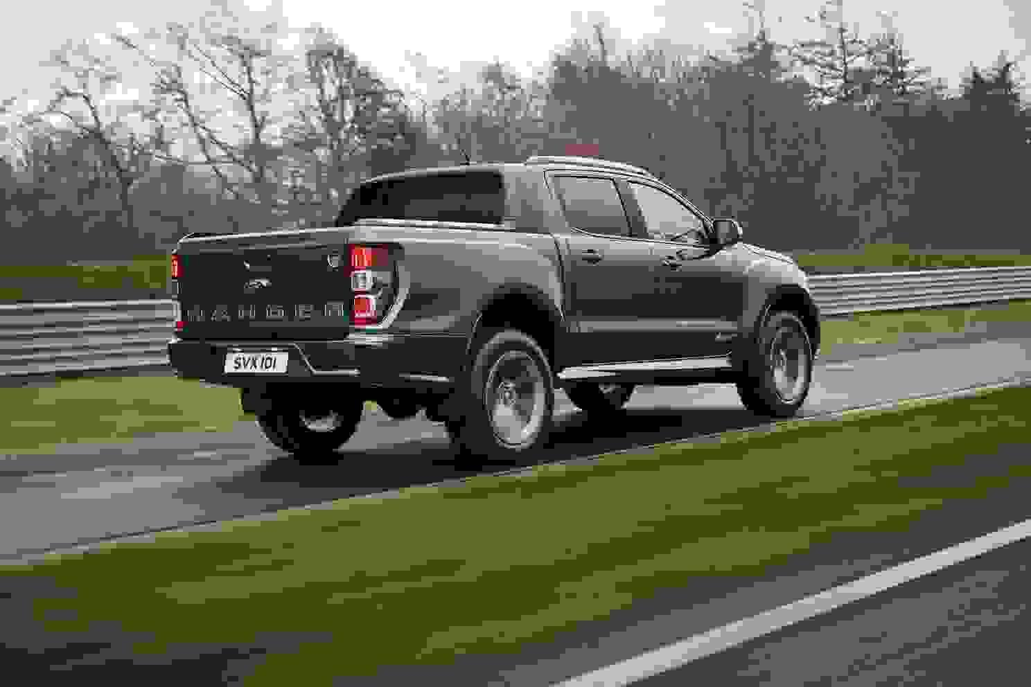 New Ford Ranger MS-RT