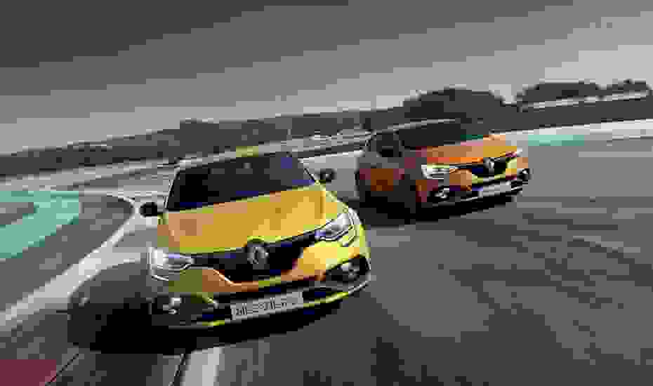 New Renault Megane R.S