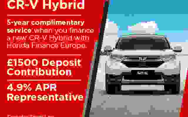 Honda CR-V Hybrid Offers