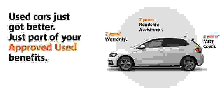 Approved Used Volkswagen