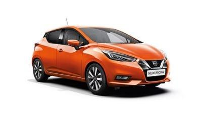 Nissan Micra Motability Offers