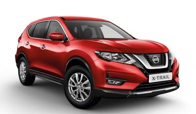Nissan X-Trail Motability Offers