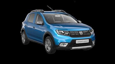 Dacia Sandero Stepway Motability Offers