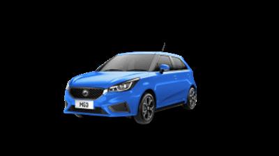 New MG3 Motability Offer