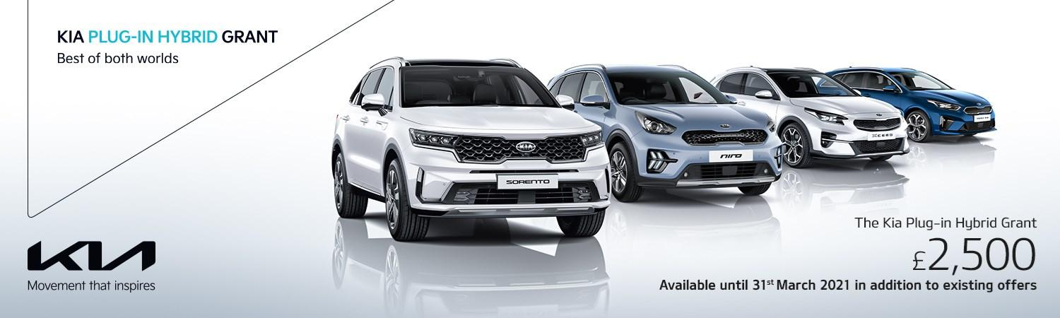 Kia Plug-In Grant Q1 New Branding