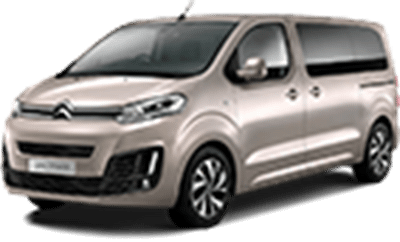 New SpaceTourer (8 Seats) Motability Offer