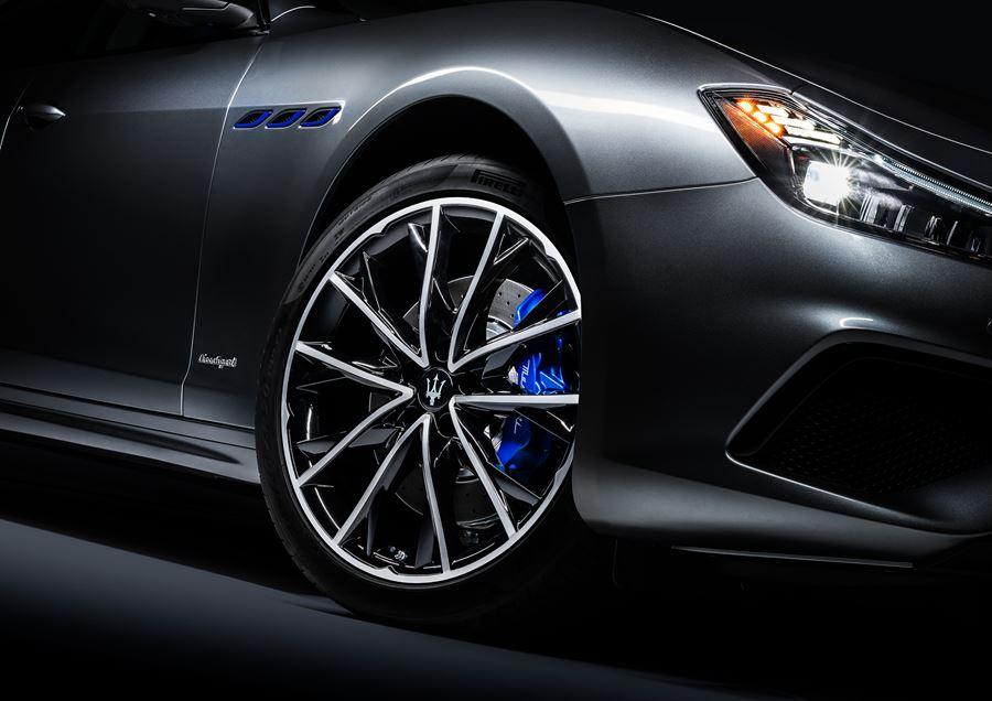 THE FIRST HYBRID IN MASERATI'S HISTORY