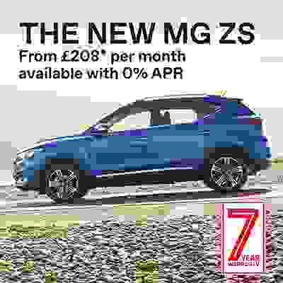 New MG ZS Offer