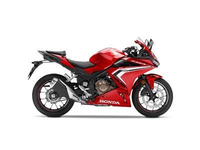 Honda - CBR500R ABS Offer