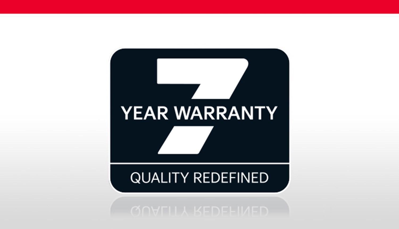Kia Promise 7 Year Warranty