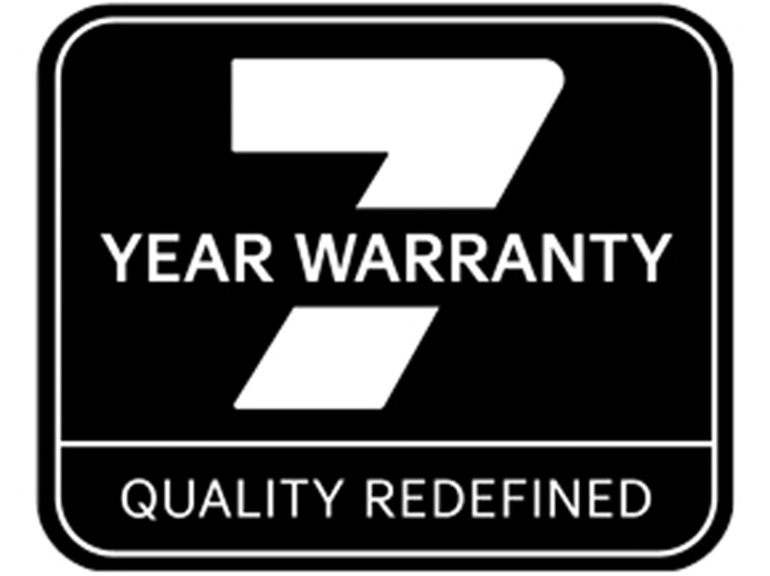 Kia 7 Year Warranty new 2021 Branding