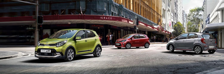 Kia Picanto 3 car image