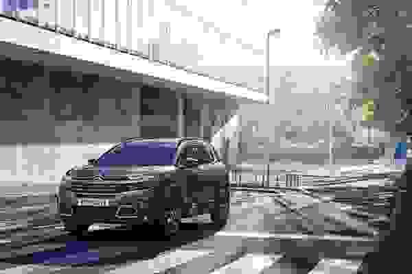 C5 Aircorss SUV