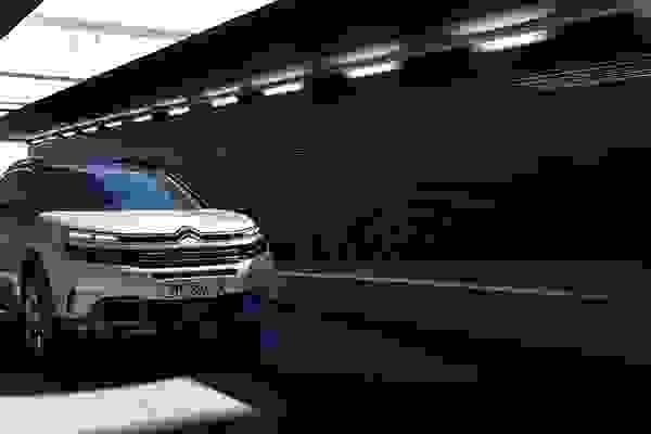 C5 Aircorss SUV Hybrid