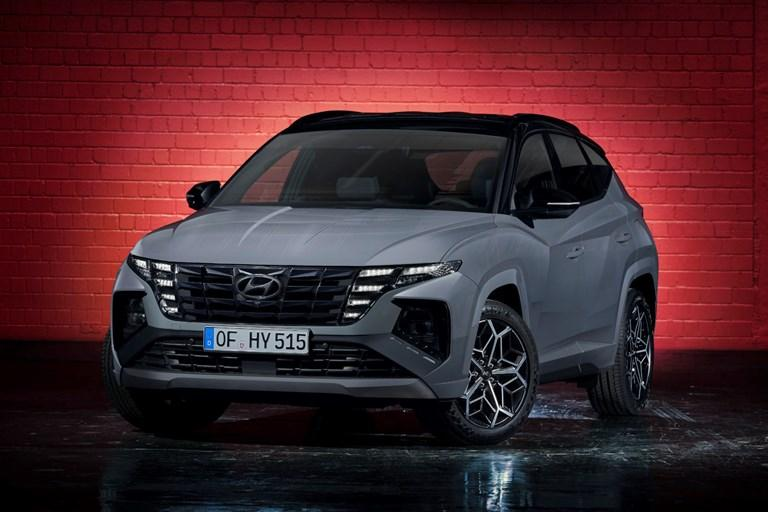 Hyundai Motor reveals sporty N Line trim of all-new TUCSON