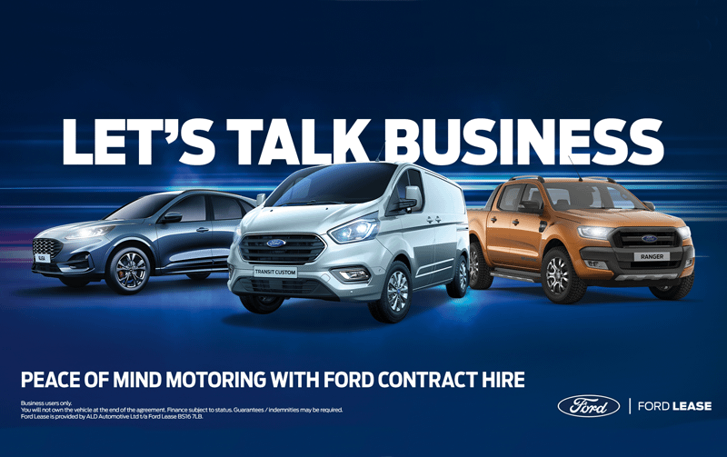 Ford Business Offers