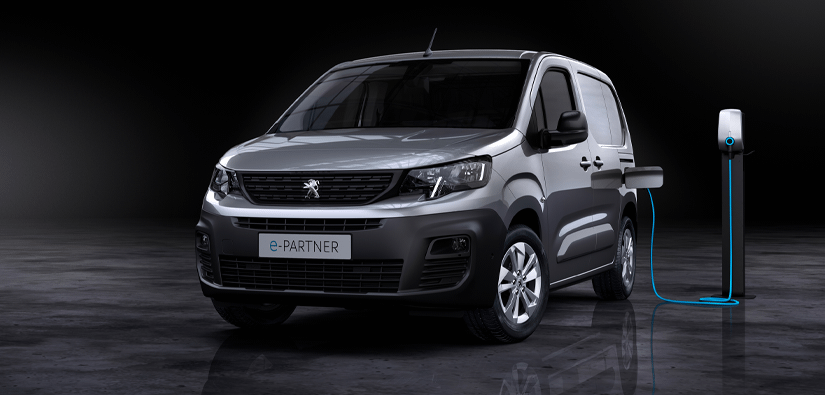 Introducing the new Peugeot E-Partner Van