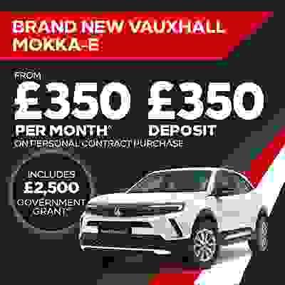 New Mokka-e Offer