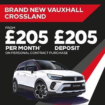 New Crossland Offer