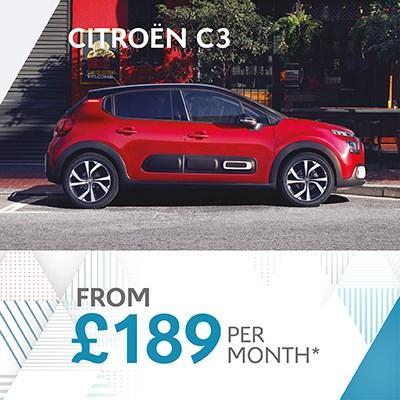 New C3 Offer