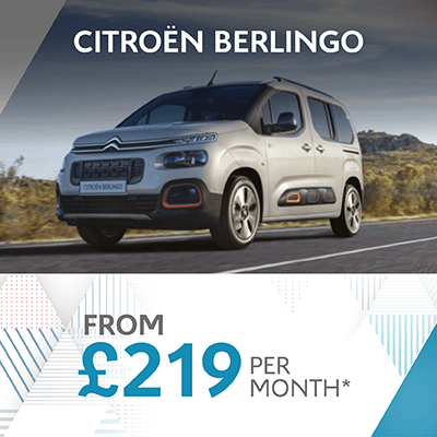New Berlingo Offer