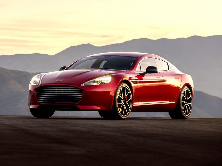 side of aston martin rapide s