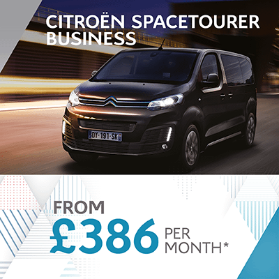 New SpaceTourer Business Offer