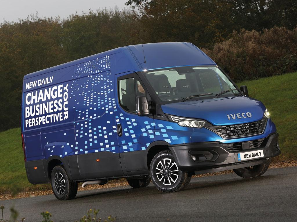 What Car? reviews the latest IVECO Daily model