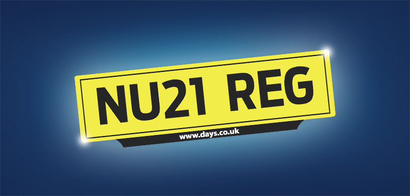 Order Your New 21 Plate Vehicle!