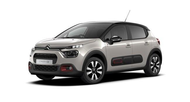 New Citroën C3 at Autobase