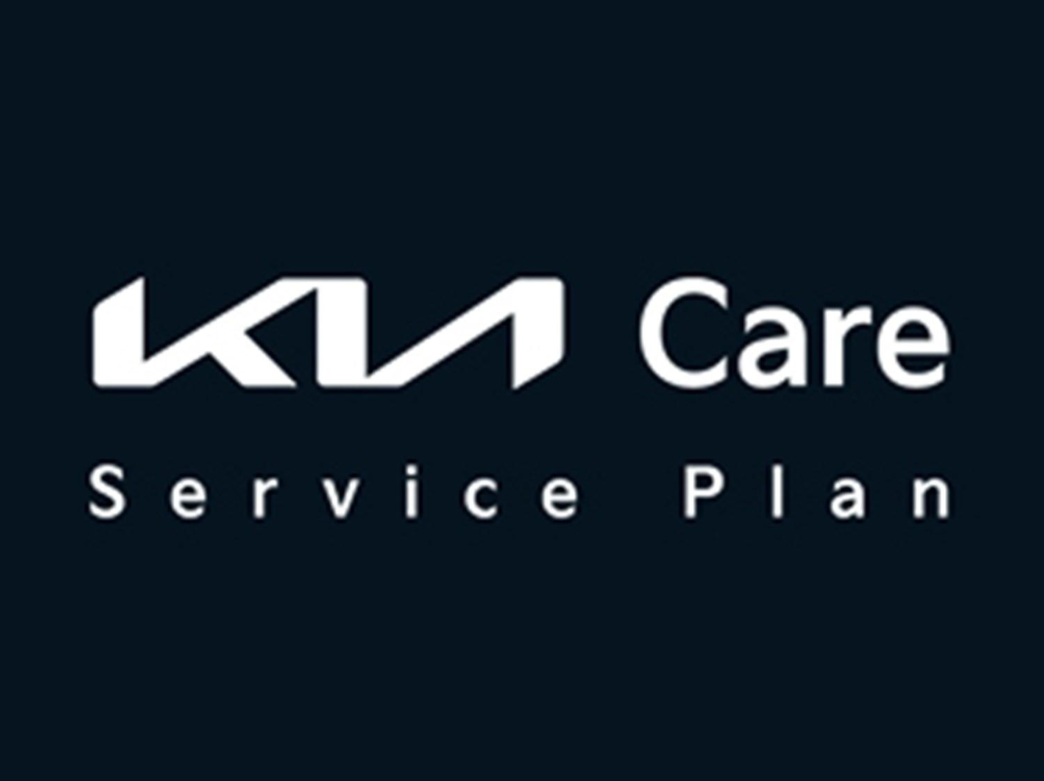 Kia Care Service Plan new Kia branding Jan 2021