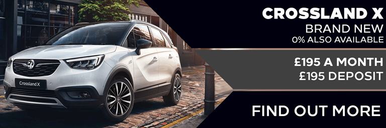 Vauxhall Crossland X Offer